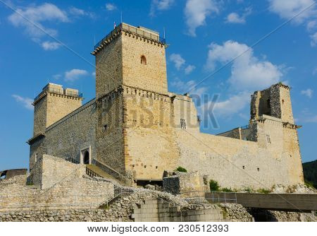 Diosgyor castle in the city of Miskolc, Hungary