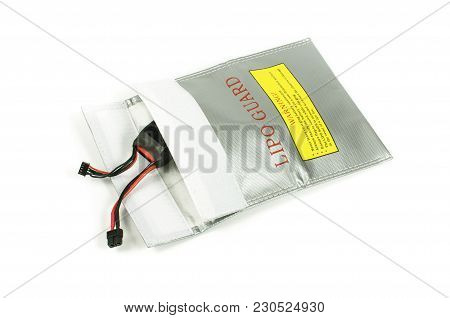 Lipo Battery Guard Bag For Safety Battery Charging