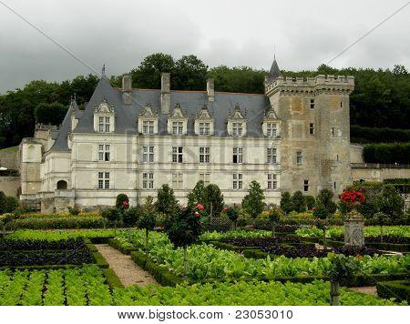 Villandry Castle