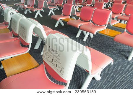 Priority Seat At Don Mueang International Airport Thailand