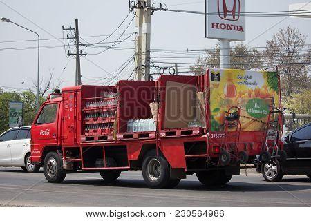 Coca Cola Truck (coke)