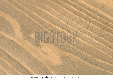 Longitudinal Cut Of Wood - Texture Of Wood Rings