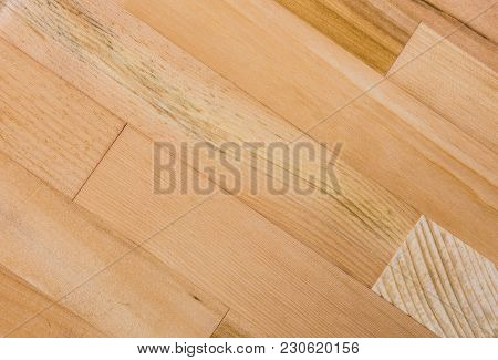 Pine And Linden Wood Texture Seamless Wood Parquet Texture Linear Light Brown