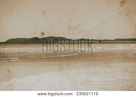 In Australia The Beach  Like Paradise