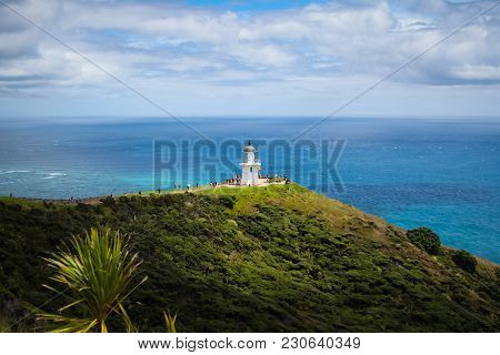 Cape Reinga Light House, Northland, New Zealand