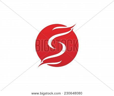 S Logo And Symbols Template Vector Icons..