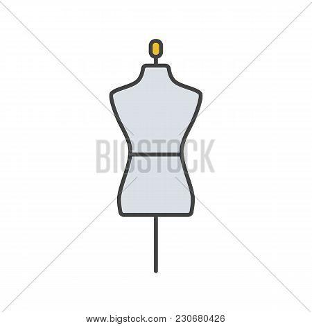 Mannequin Color Icon
