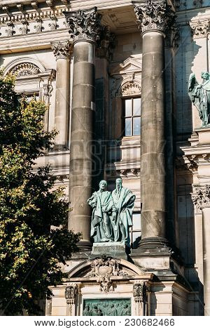 Facade From The Berlin Cathedral, Berliner Dom