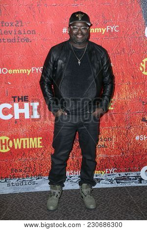 LOS ANGELES - FEB 2:  Lil Rel Howery, Milton Howery at the For Your Consideration Event For