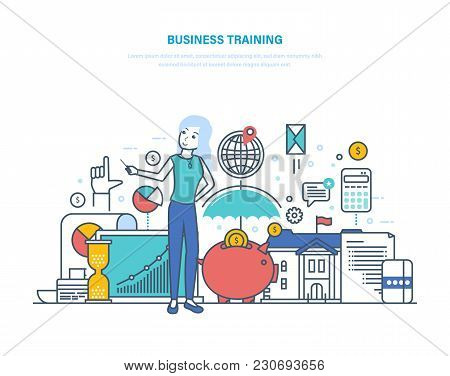 Business Trainings, Lectures, Joint Meetings, Partnerships, Increasing Knowledge Base, Professional