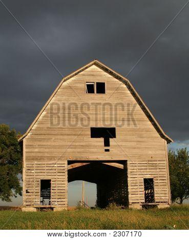 Old Corn Crib