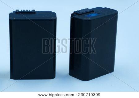 Typical Digital Slr Rechargable Battery Energy Equipment
