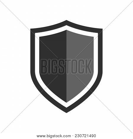 Vector Shield Icon. Security Vector Icon Collection. Protection Logo, Shield. Сryptocurrency Protect