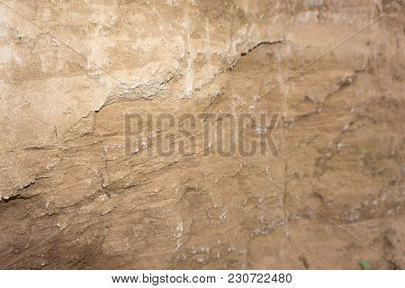 Background Of Slit Of Ground  Slice Stratum Angle,