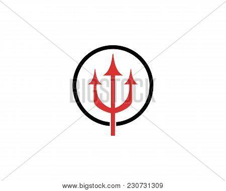Symbol Associated Trident Weapon Image Photo Bigstock