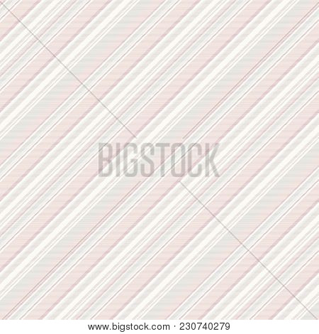 Light Color Textured Lines Seamless Pattern. Vector Illustration.