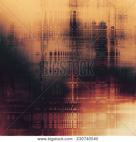 Grunge colorful texture for retro background. With different color patterns
