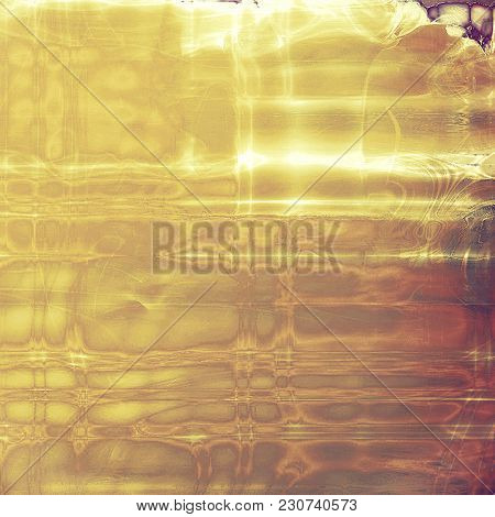 Old texture with delicate abstract pattern as grunge background. With different color patterns