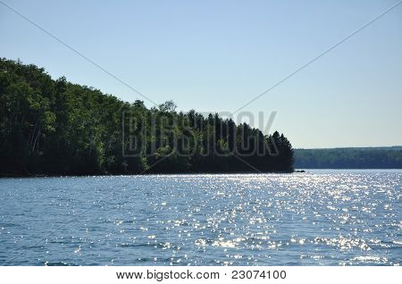 Basswood Island Of The Apostle Islands