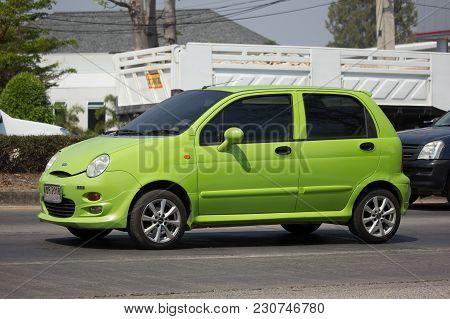 Private Car, Chery Qq.