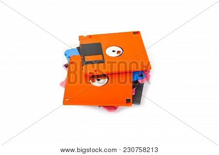 A Floppy Disk Also Called A Floppy, Diskette, Or Just Disk Was A Ubiquitous Form Of Data Storage And