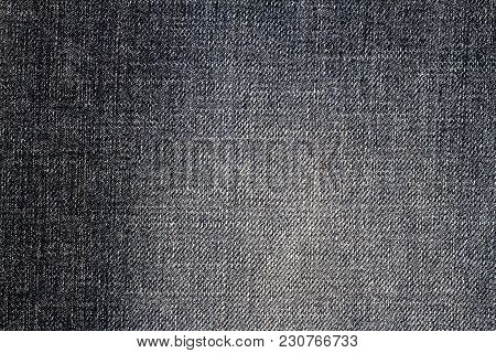 Black Jeans Texture. Denim Jeans Texture, Denim Jeans Background. Jeans Fashion Design.