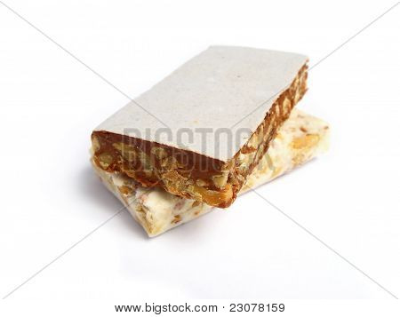 Nougat in two flavors
