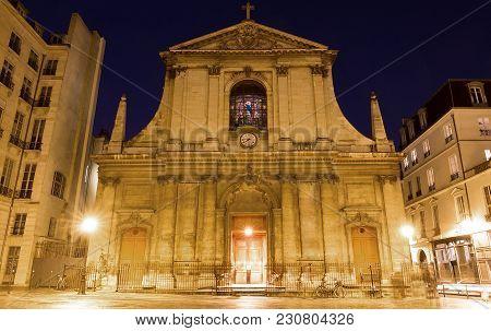 Located Rue Notre-dame-des-victoires, In The 2nd Arrondissement Of Paris, Notre-dame-des-victoires I