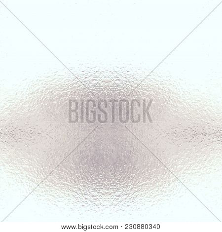 Seamless Metallic Pattern Vector Foil Background