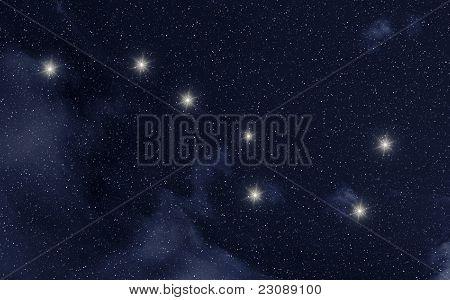 Sternbild Ursa Major