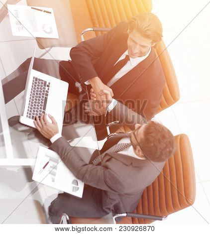 two employers working in the team