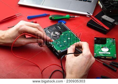 Repair A Hard Drive