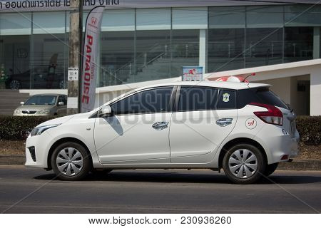 Private Car Toyota Yaris Hatchback Eco Car