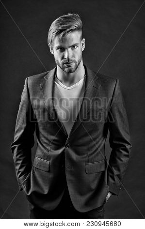 Business Fashion, Style, Outfit, Dress Code. Business, Entrepreneurship, Career, Black And White