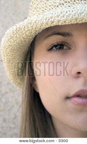 Beauty In A Hat 5