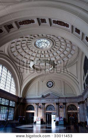 França Station In Barcelona, Spain.