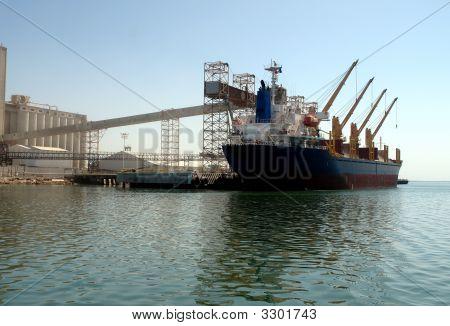Guaymas Bulk Carrier