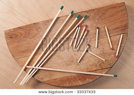 Long And Short Matches In Bulk