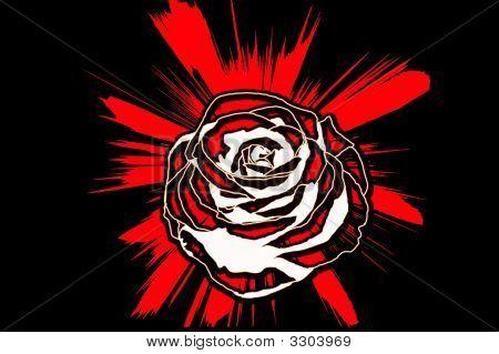 Rose Bleeding