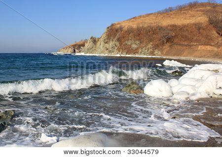 Coast Of Sea