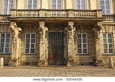 Museum Of Warsaw University