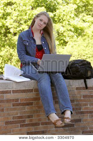 Female College Student