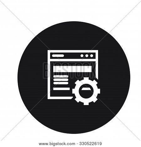 Development Maintenance Web Icon Design For Web