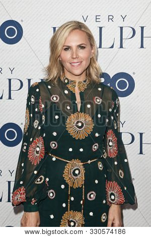 NEW YORK - OCT 23: Tory Burch attends HBO's