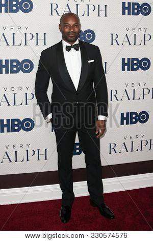 NEW YORK - OCT 23: Tyson Beckford attends HBO's