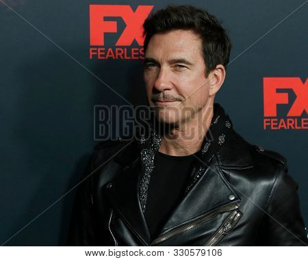 LOS ANGELES - OCT 26:  Dylan McDermott at the