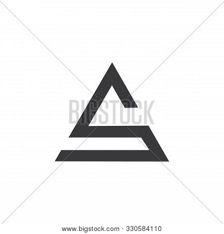 Business Corporate S Letter Logo