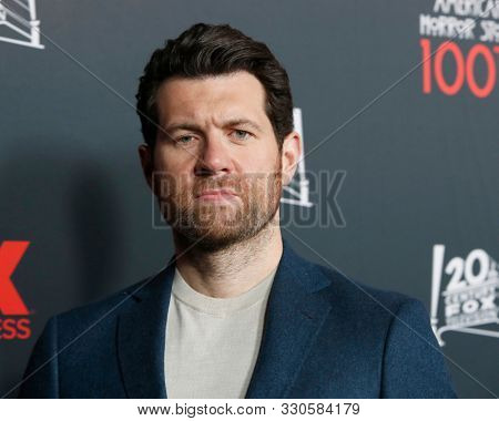LOS ANGELES - OCT 26:  Billy Eichner at the