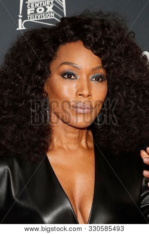 LOS ANGELES - OCT 26:  Angela Bassett at the