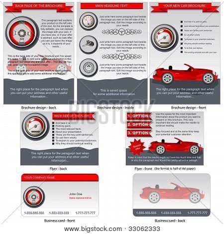 Car Stationary
